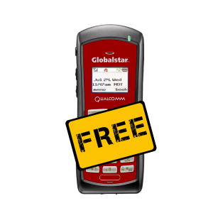 Globalstar Free satellite phone promotion