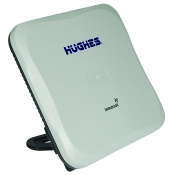 Hughes 9202 BGAN Portable Satellite Internet Terminal-Front