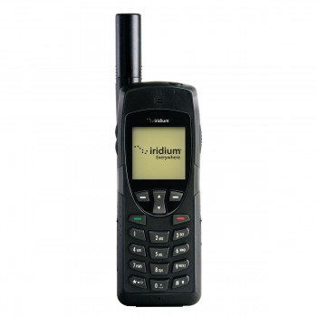 Iridium 9555 Satellite Phone – front