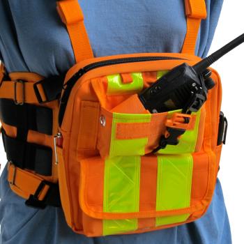 Stirling Radio Chest Pack
